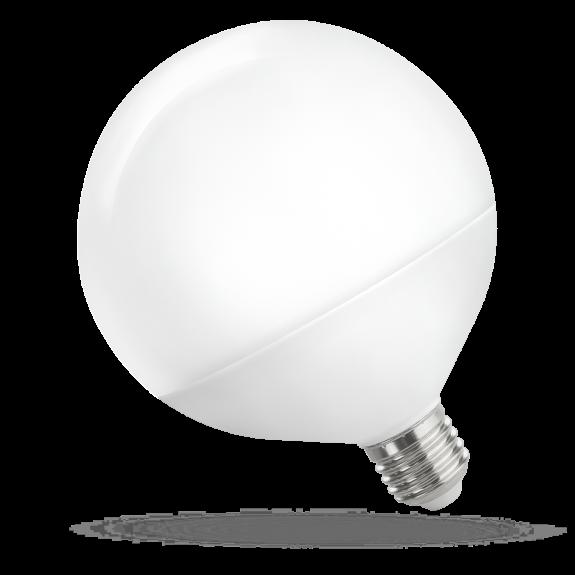 LED Birne Glühbirne Globe Leuchtmittel 13W E27 warmweiß A+ 1055lm