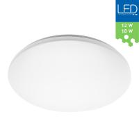 LED Deckenleuchte Wandleuchte elegant IP44 12W 18W 900lm 1300lm innen und außen