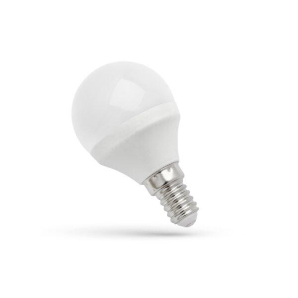 LED 6W E14 Glühbirne warmweiß